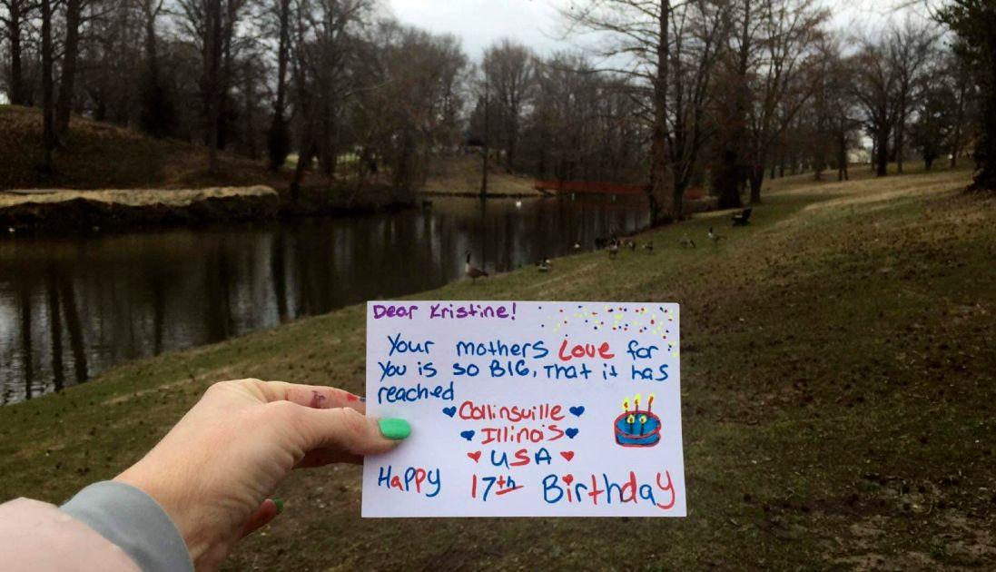 Spreading Birthday Card Love In The Time Of Coronavirus News Unionrecorder Com