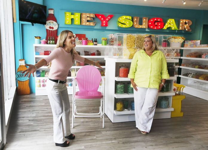 Hey Sugar is a delicious candy store in Waco Texas!