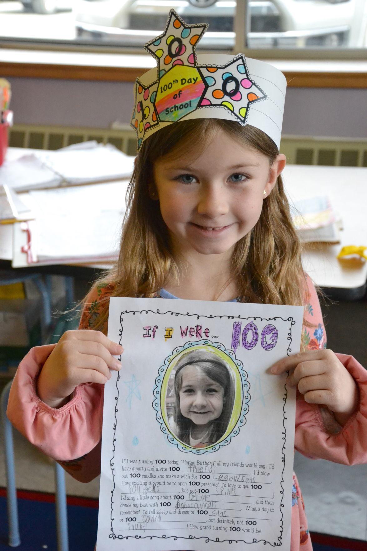 Watauga County Schools Marks 100 Days Of School