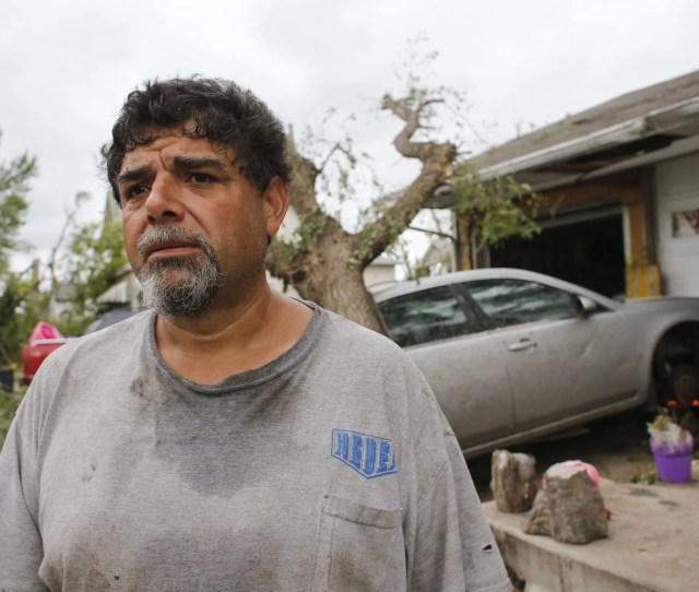Strongest Iowa Tornado In Years Strikes Marshalltown