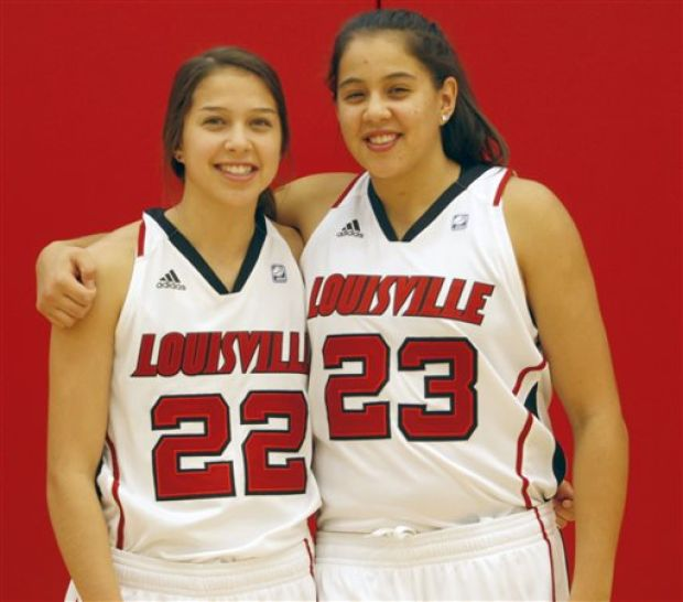 schimmel sisters unite push cards to women 39 s final four
