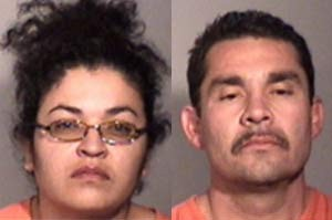 Traffic Violation leads to two arrests and 20 ounces of Crystal Methamphetamine