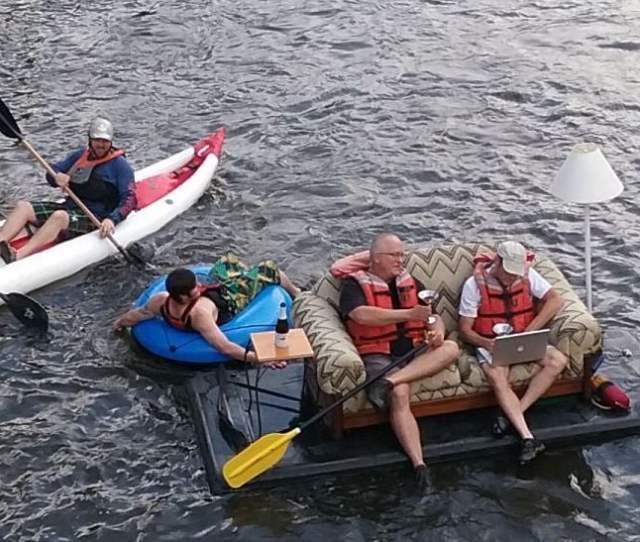 Friendsville Floatilla Upper Yough Race Set For Saturday