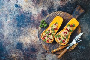 Check out these vegetarian and vegan recipes for a healthier Thanksgiving