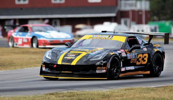 Aquilante takes GT-2 national title in SCCA Runoffs