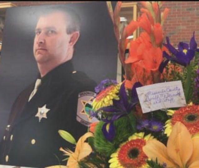 Law Enforcement Honor Fallen Deputy Mason Moore  Year After His Death