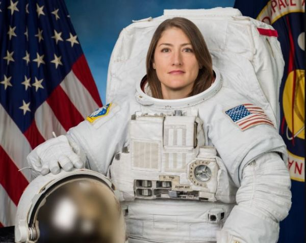 WATCH LIVE: Livingston resident makes history on all-female spacewalk