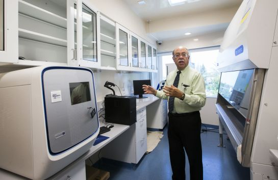 Image result for Kern Public Health lab gets high-tech upgrade