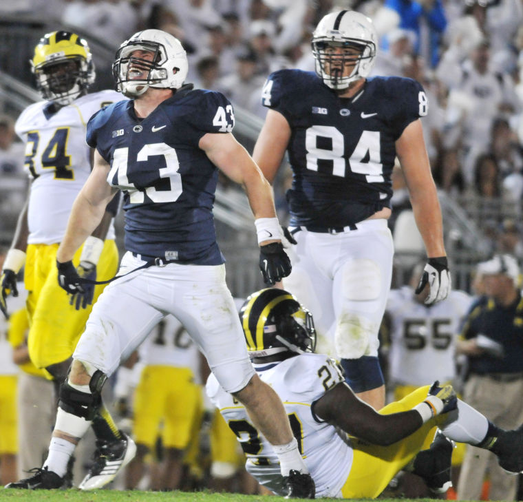 2013 Michigan White Psu Out