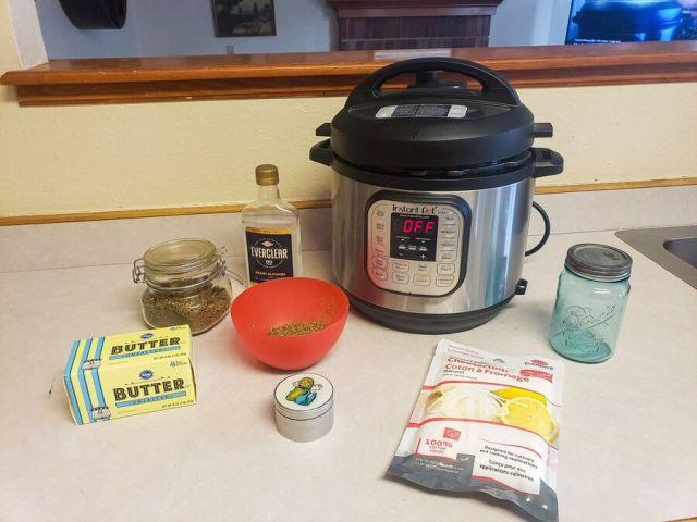 Make Marijuana Butter In Your Pressure Cooker
