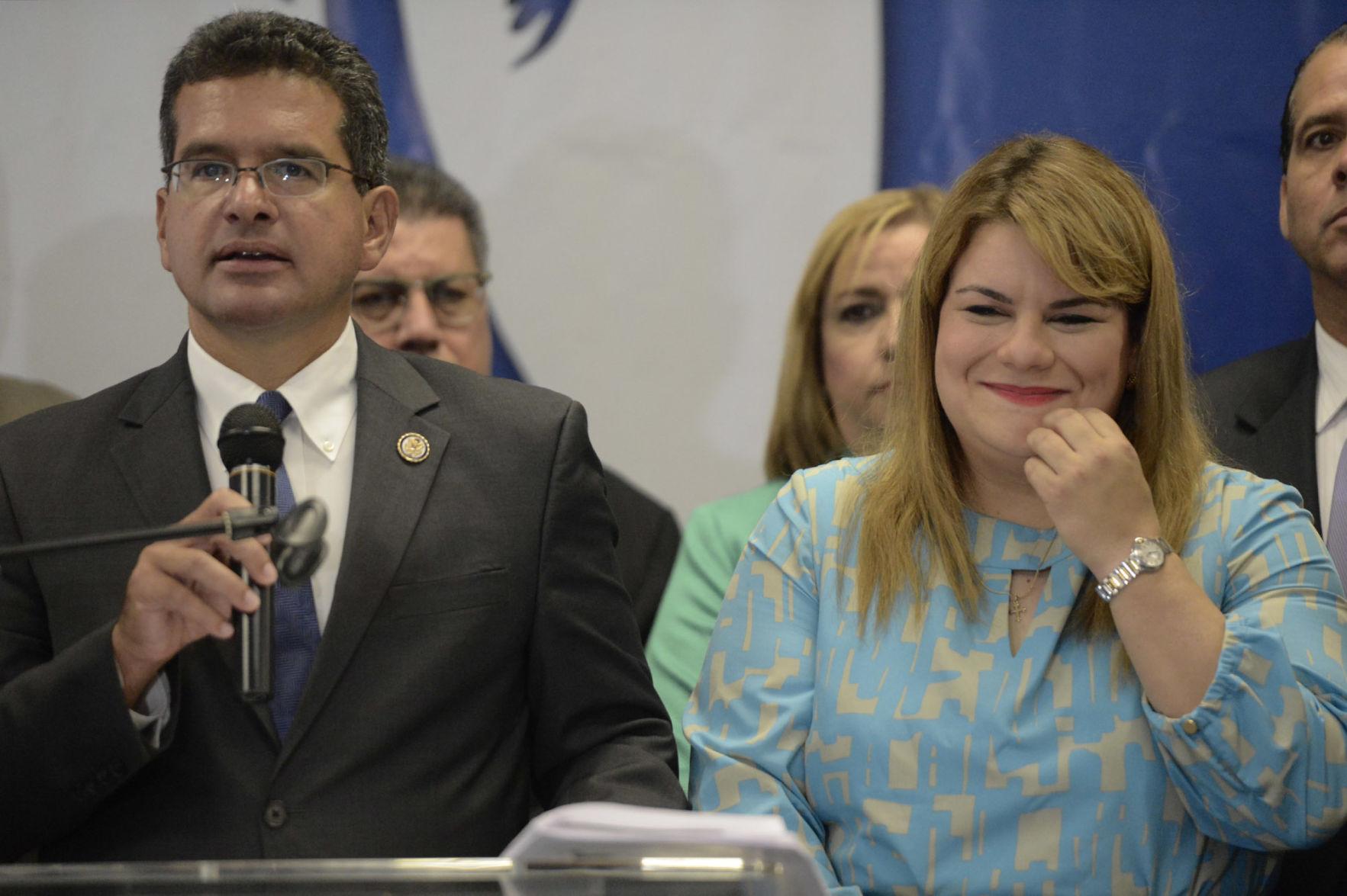 Se reúnen Jenniffer González y Pedro Pierluisi