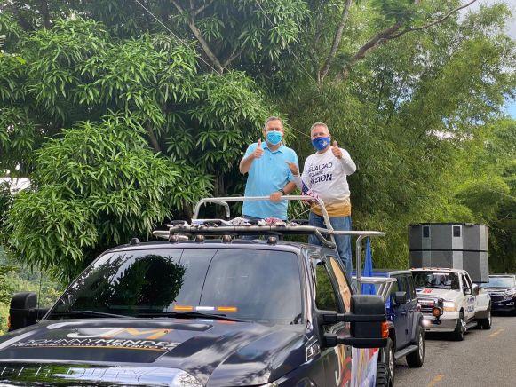 PNP caravana