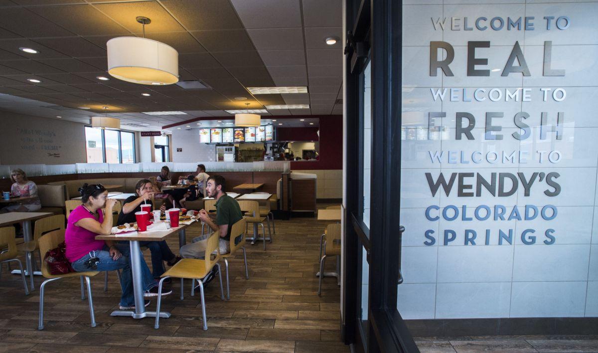 Fast Food Restaurants Colorado Springs