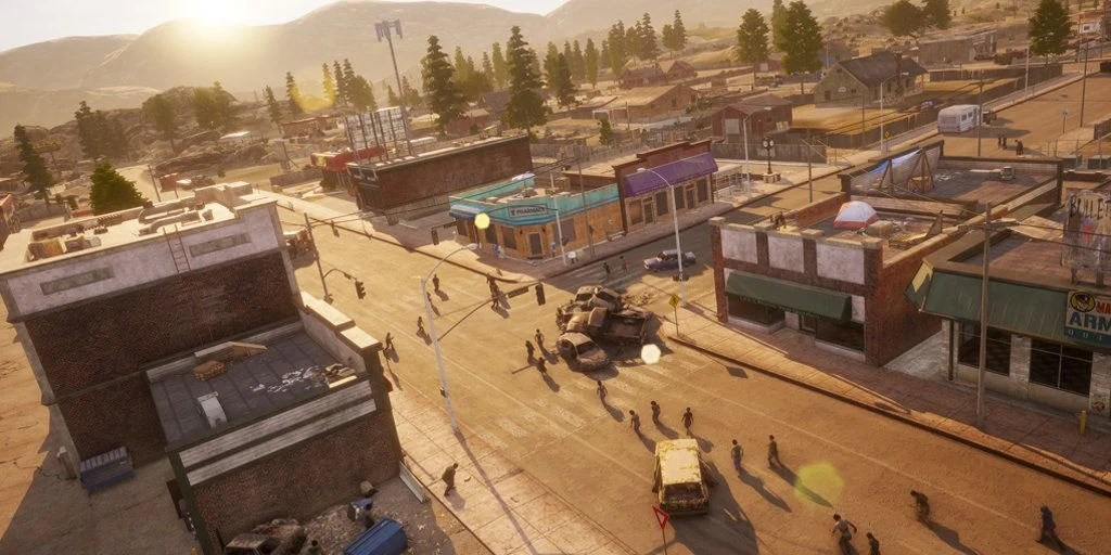 Press Start   State of Decay 2  is a fun  buggy zombie sim   Press      State of Decay 2  features three large maps to explore  writes Gazette  gaming columnist Jake Magee