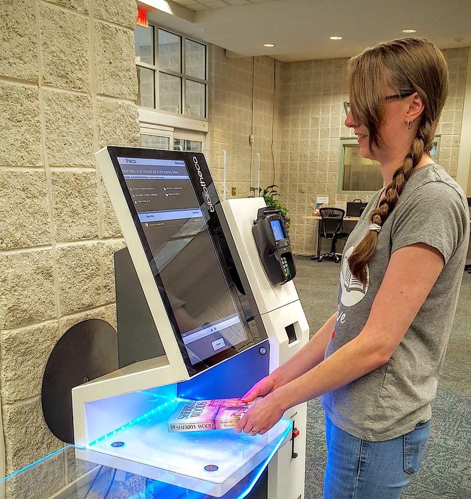 Check Kiosk System