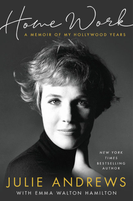 Book World: Julie Andrews shares a behind-the-scenes look at the opening sequence of