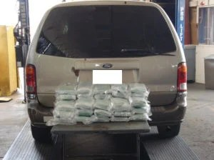 98 pounds of marijuana
