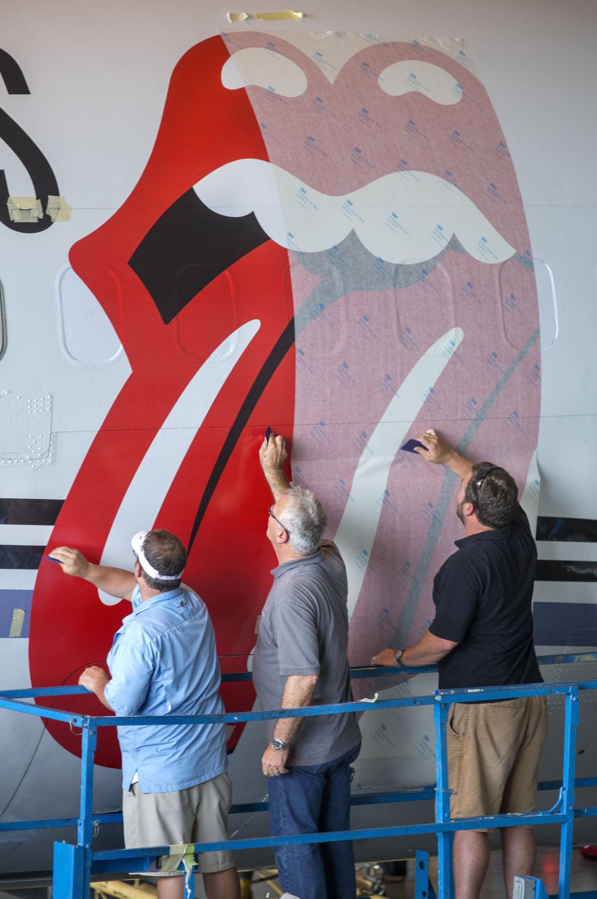 Rolling Stones Logo American