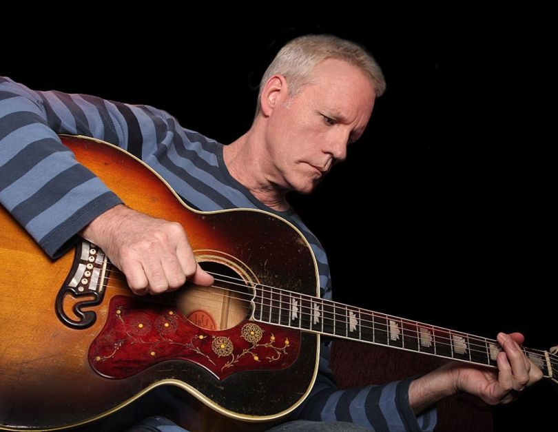 Rod Abernethy's winding musical career leads back to folk music and an  acoustic guitar | Entertainment | journalnow.com