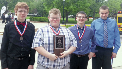 Local teams place high in state academic bowl