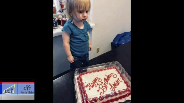Birthday Cake Mix Up Results With Happy Birthday Loser For 2 Year Old Girl Top Story Kulr8 Com