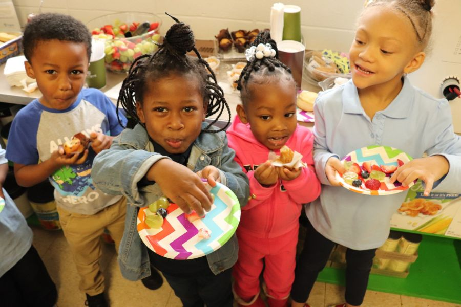 The Little Bit Foundation Serves Families in Need Through its New Feeding