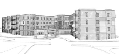 Firm Plans To Build Four Story Apartment Building For Seniors At Doneckers Site In Ephrata