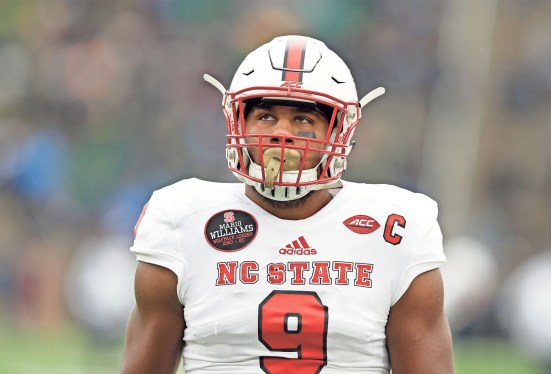 Image result for bradley chubb