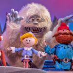 Rudolph The Red Nosed Reindeer Flying Back Into Puppetry Center Community Mdjonline Com