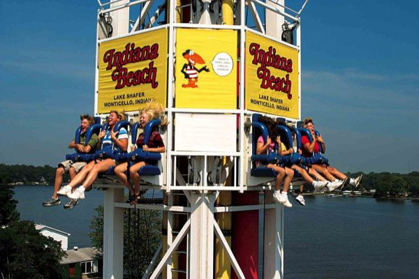 Indiana Beach closes for business