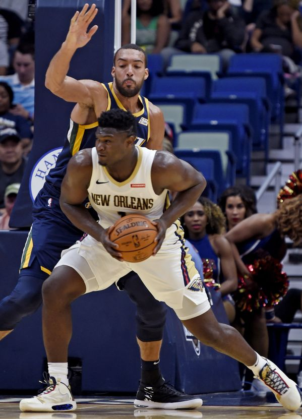 Walker: It may just be preseason, but the Zion Williamson and Pelicans hype continued Friday night