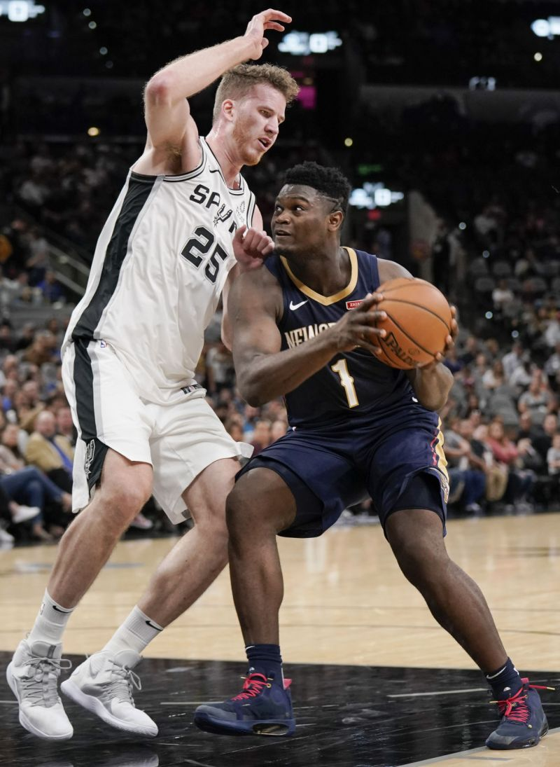 Pelicans stay unbeaten in preseason as Zion continues to shine with 22 points