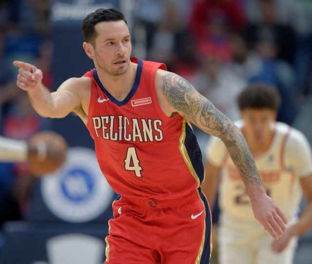 Pelicans Jj Redick Leading Campaign To Provide  M Meals In