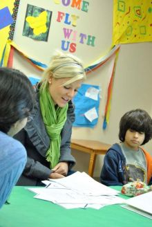 Next Generation Focus provides free tutoring to elementary students
