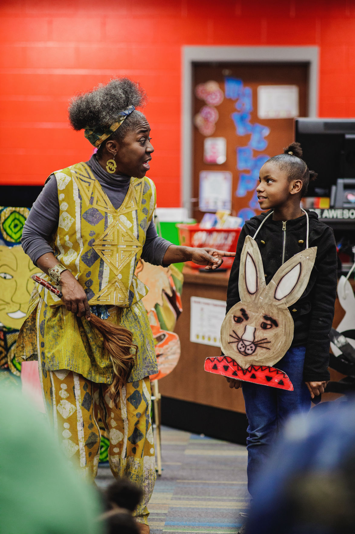 Students Immerse Themselves In Black History