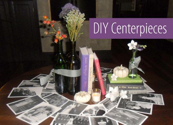 Wedding Rehearsal Dinner Decorating Ideas Super 11 Diy Centerpieces