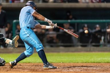 College Baseball: Texas A&M rides seven-run 7th inning past South Carolina