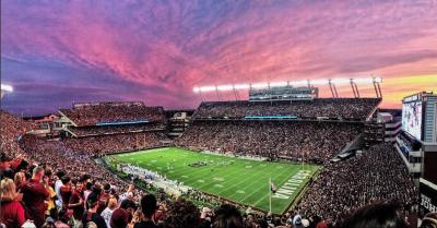 South Carolina Football Schedule For 2019 Sec Opener Vs