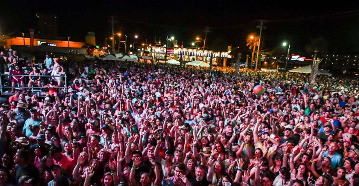 How Myrtle Beach Is Planning The Next Carolina Country Music Festival After Las Vegas Mass