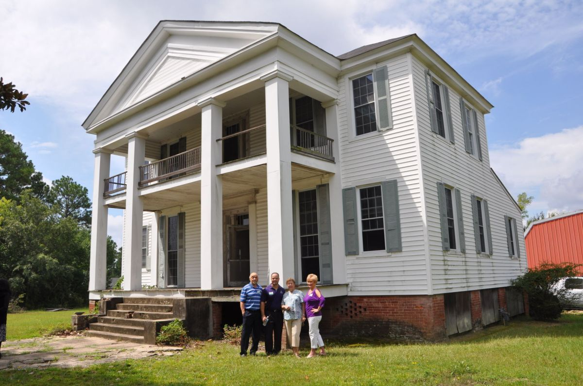 Historic Hammond House About To Get Major Facelift In North Augusta News Postandcourier Com