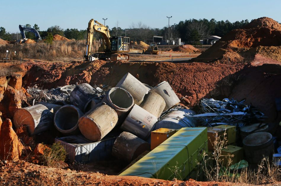 The Remaining Mission Of The Savannah River Site Clean Up