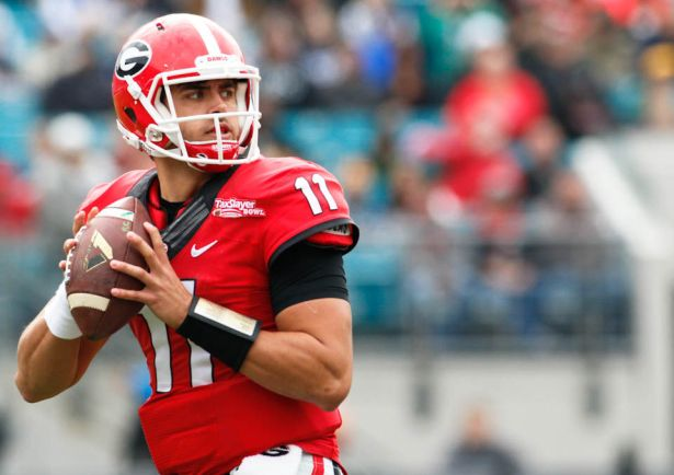 Image result for jake fromm georgia