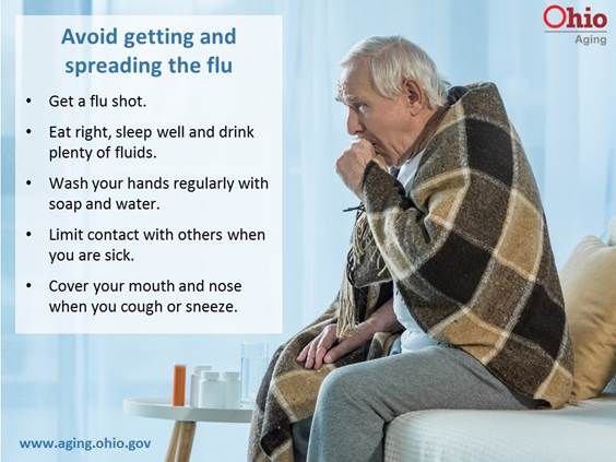 Richland Public Health Flu Vaccine Clinics set for Oct. 24 & 30