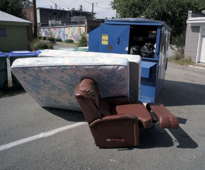 Richmond Councilwoman Wants City Trash Collectors To Pick Up Couches Mattresses