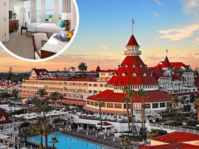 Staycations / Hotel del Coronado