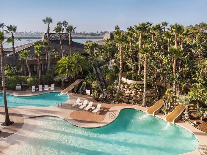 Pool Day Passes / Hyatt Regency Mission Bay Spa & Marina