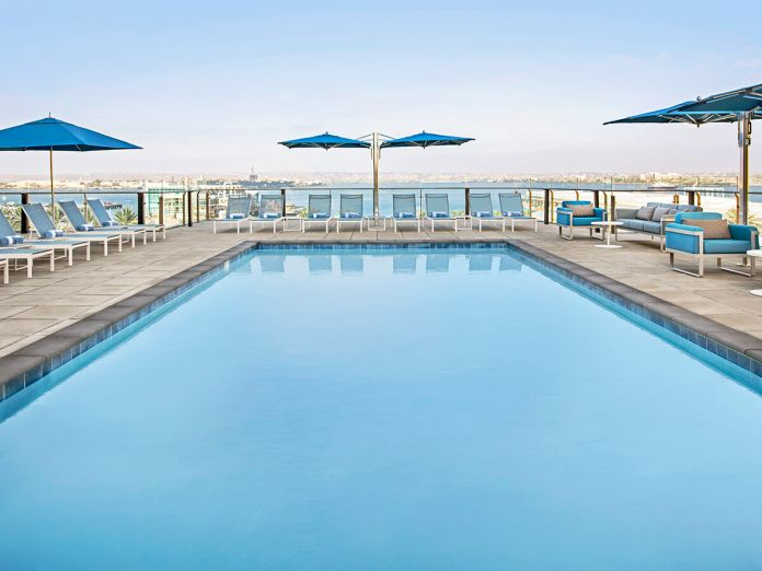 Pool Day Passes / InterContinental Hotel
