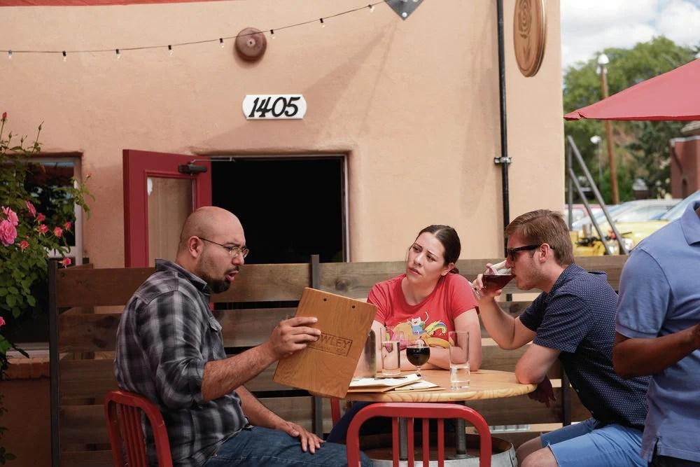 Rowleys Farmhouse Ales Serves Up Specialty Beers