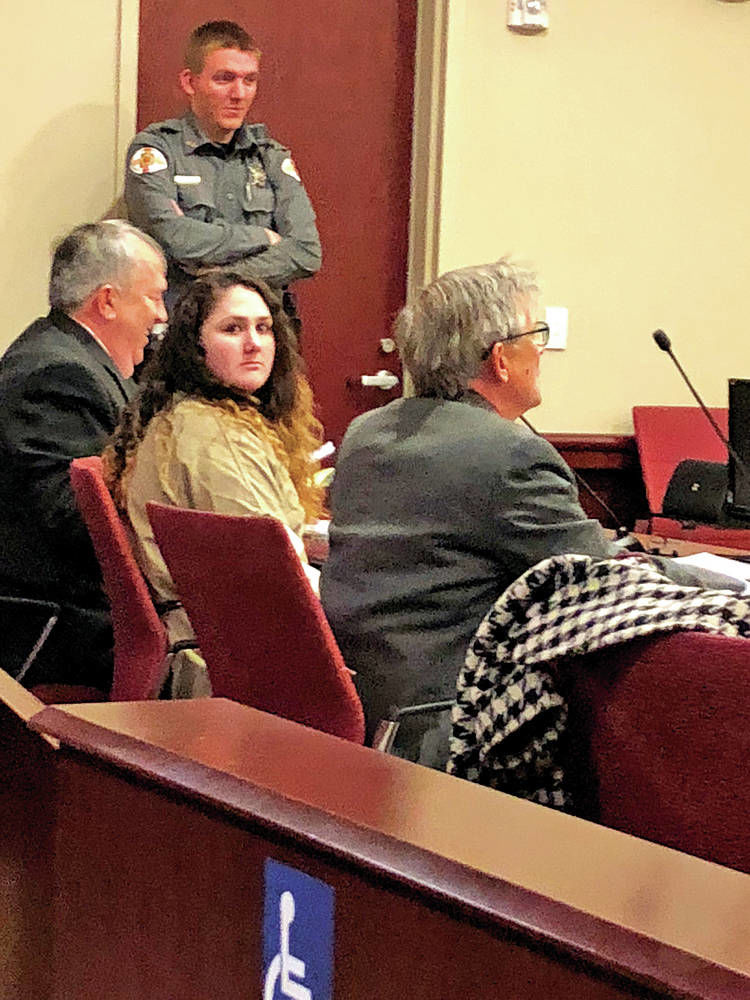 Woman held in infant death granted release