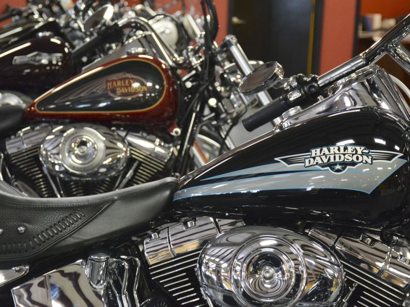 Bikers Law Officers Say Crime Not An